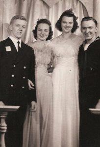 College dance 1940s.