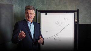 Gary Aldridge, owner of Deep Bench CFO