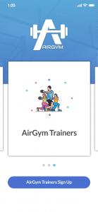 AirGym app